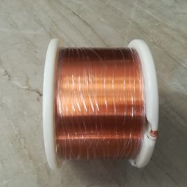 Polyimide Class 220 Rectangular Enamelled Copper Wire 0.4x0.9 Mm ROHS Approval