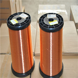 ISO Standard Enamelled Copper Winding Wire 1mm Polyester Insulation
