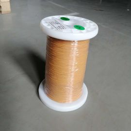 0.16mm Solderable Winding Copper Wire / UL Certified Triple Insulated Magnet Wire