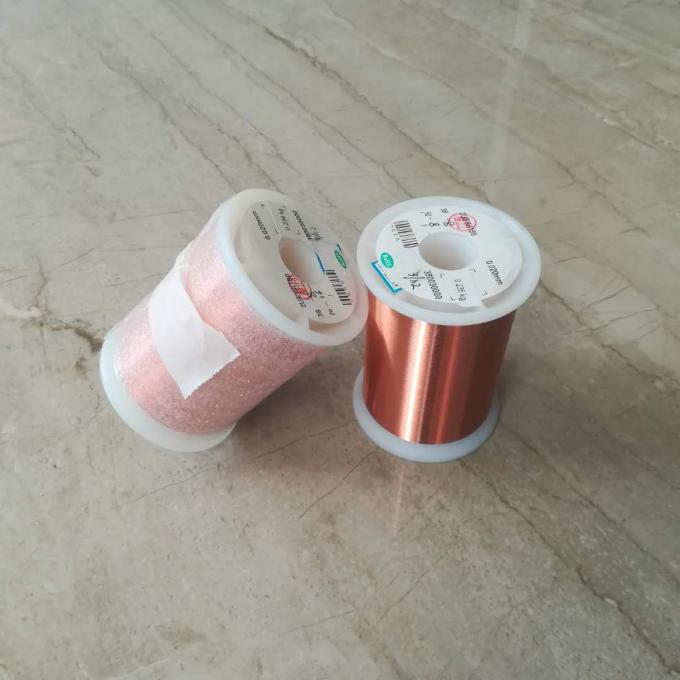 Winding Using Enameled Copper Wire Self Bonding Wire Polyester Insulation