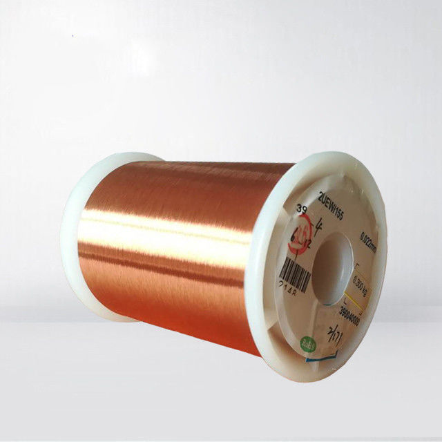 0.017mm-0.8mm Enamelled Copper Winding Wire For Transformers