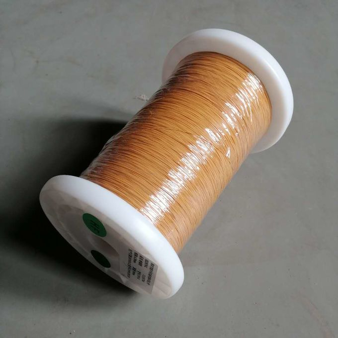 TIW Fine Enamelled Copper Wire PVC Insulation Rust Resistant Excellent Durability